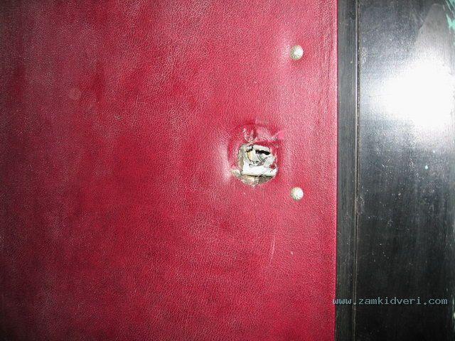 Примеры взлома замков на кражах.
