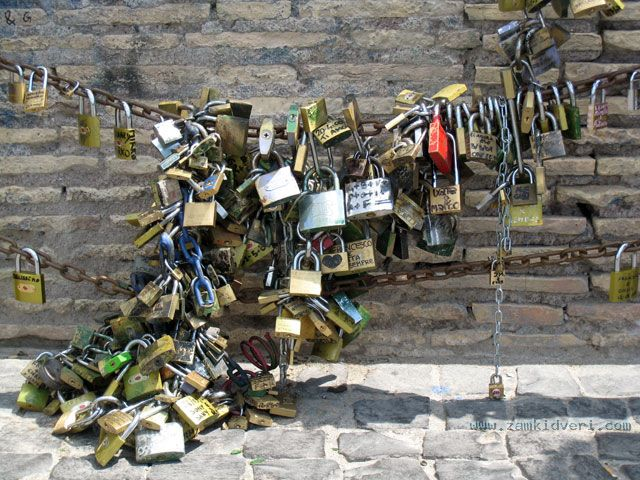 ponte milvio locks
