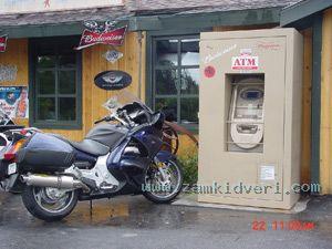 SecVault ATM