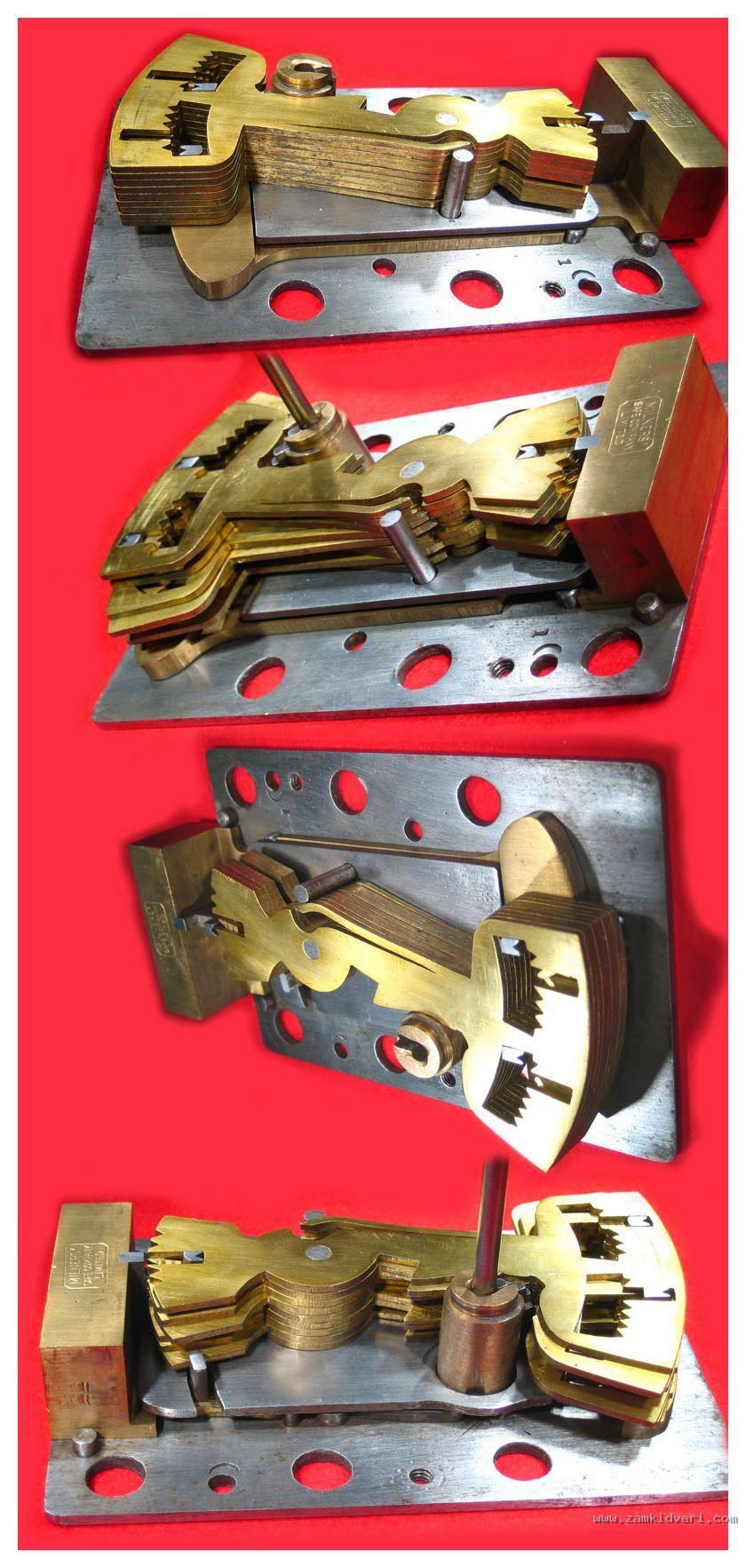 minlers trible stump lock   2 515