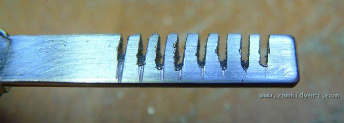 abloy comb key2