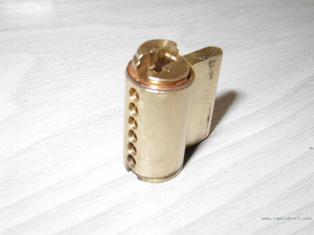 8 key pin holes