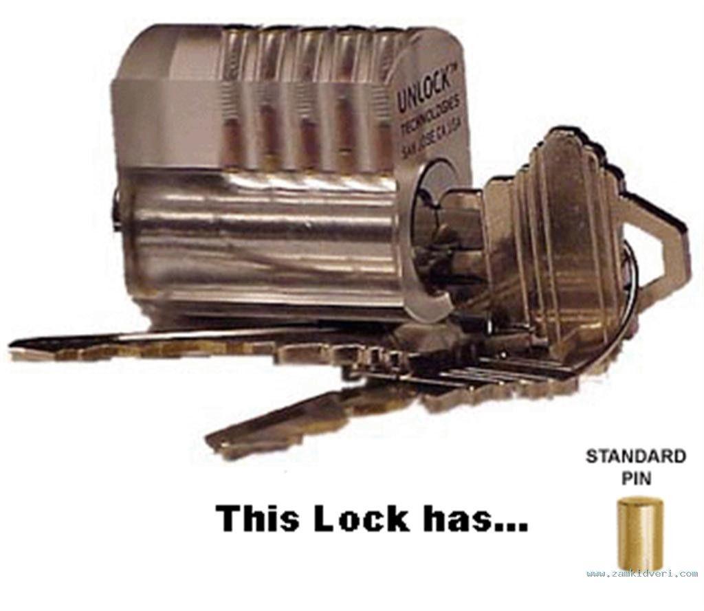 lpbrocpl   brockhage clear plastic lock 2