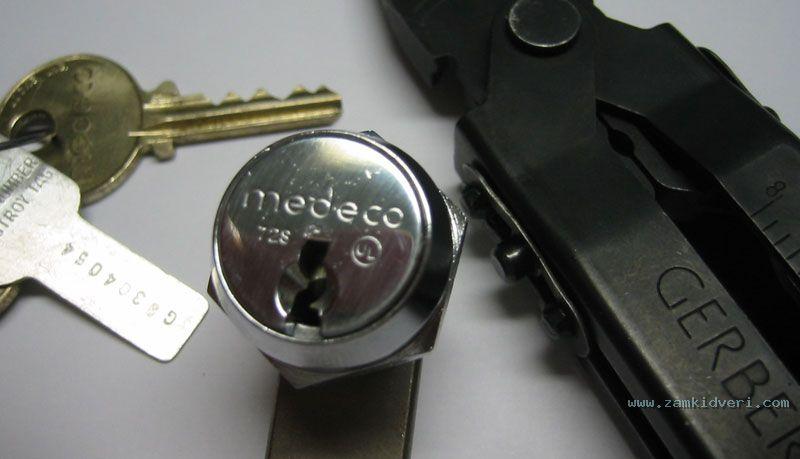 lock face