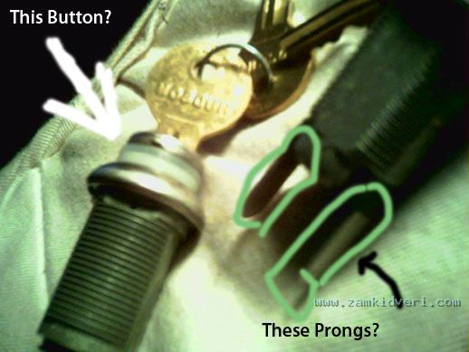 buttons and prongs