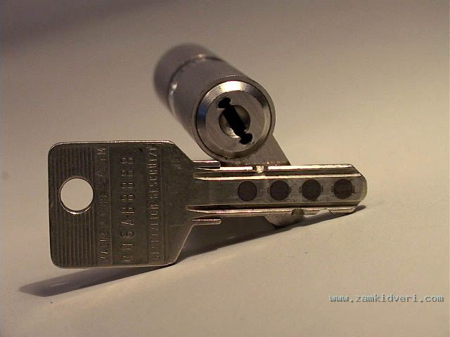 Evva mcs oldstyle front with key002