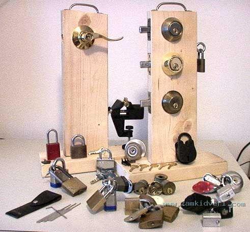 Dosman locksport hardware