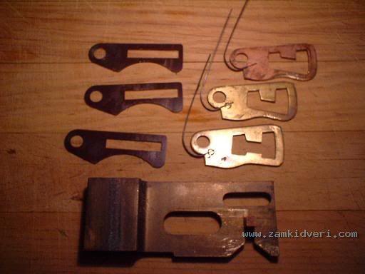 components leversboltandplasticbits