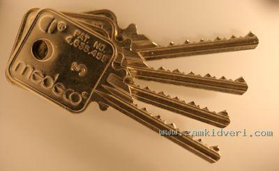 code set keys 400