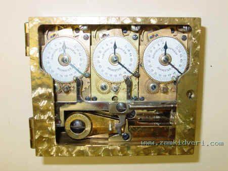 SG 3mvt 72hr brass