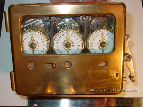 Mosler 3mvt brass