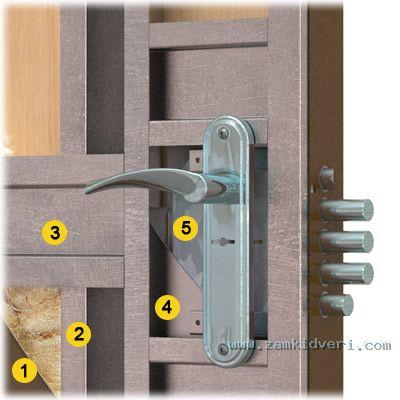 35 lock