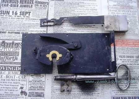 church lock parts