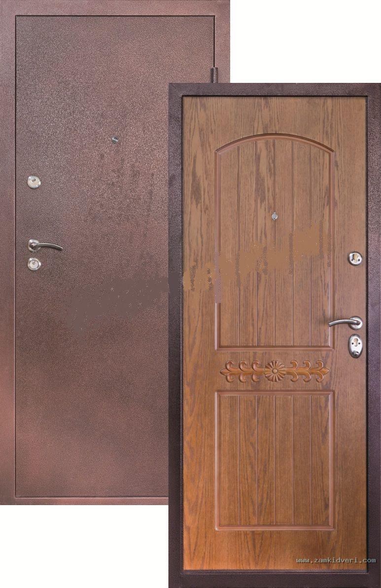 Дверной блок Монарх