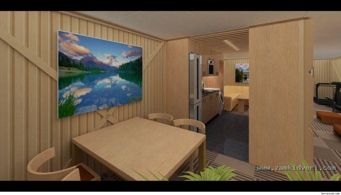 modern bomb shelter 07