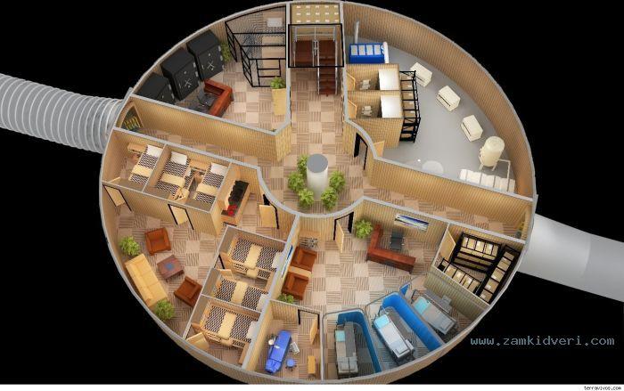 modern bomb shelter 08