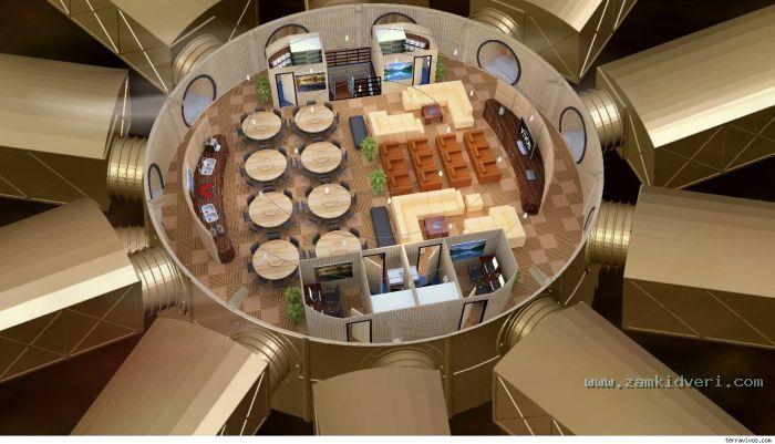 modern bomb shelter 10