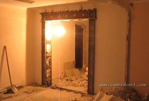 usilenie proemov dveri