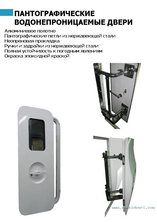 pantograph doors