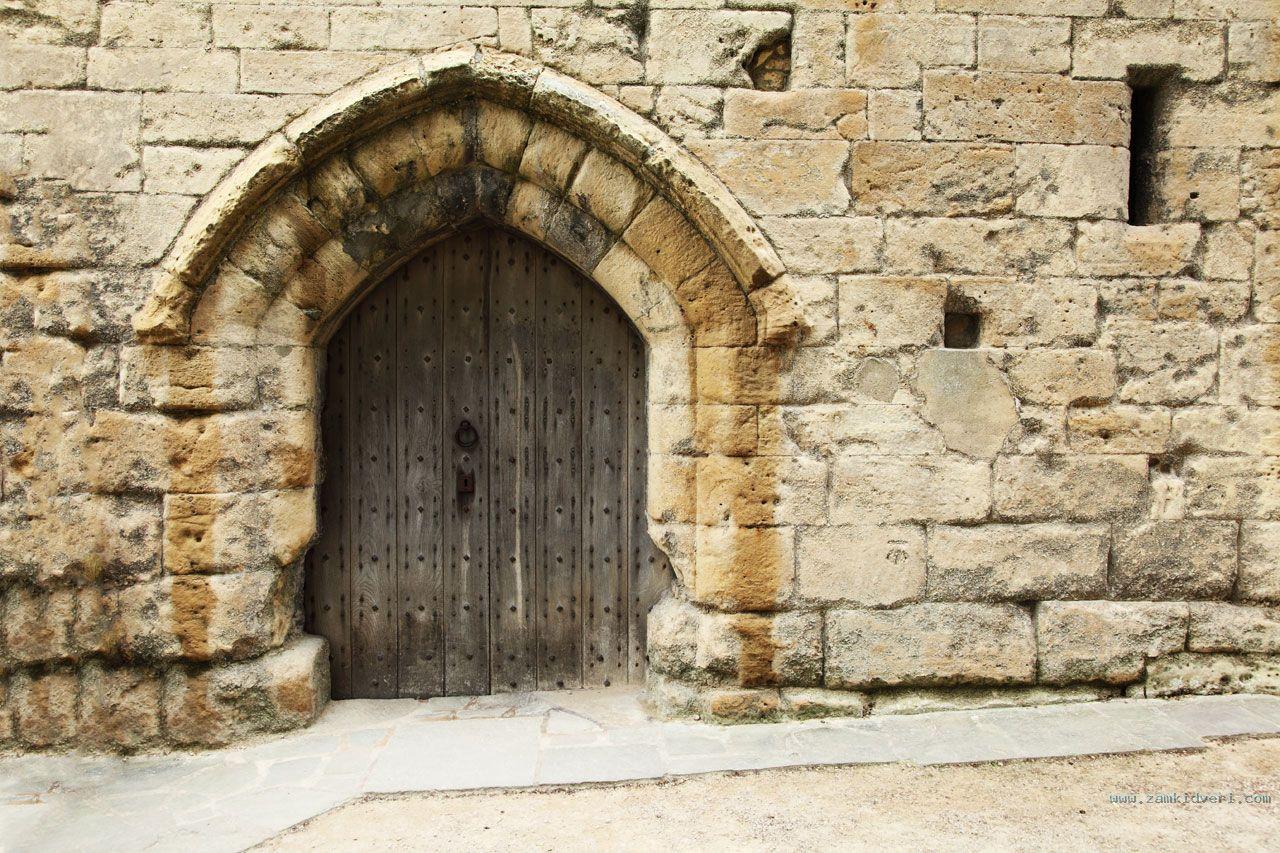 Door way 30