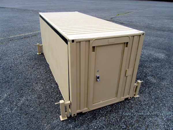 shelter container model 3