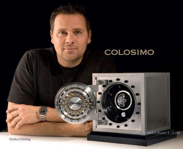 Markus Dottling Colosimo