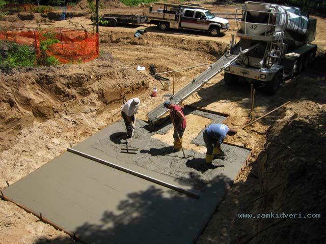 2009060470 Root cellar floor