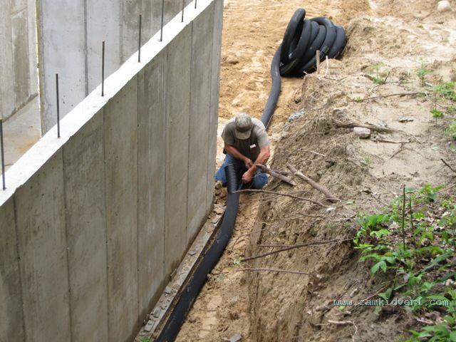 2009070207 Root cellar drain