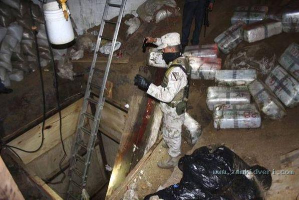 podzemnye tonneli meksikanskix kontrabandistov 5