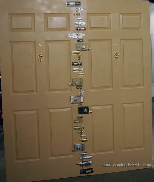 Двери низкого уровня безопасности 2