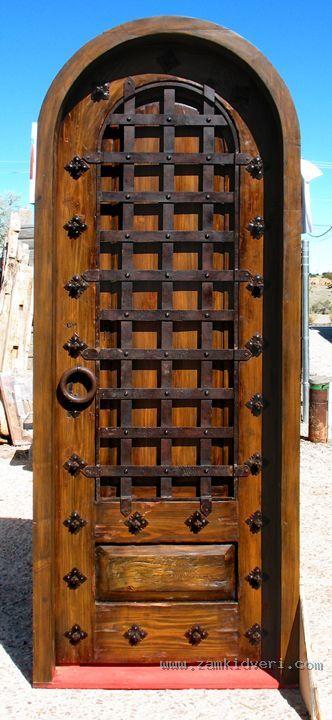 Оригинальные двери 3