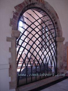 Решётки на окна и ворота