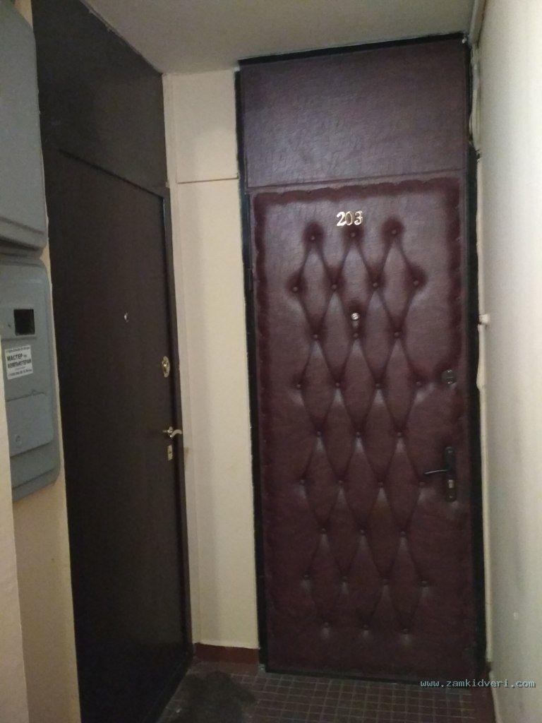 Выбор двери + не типовая металлоконструкция