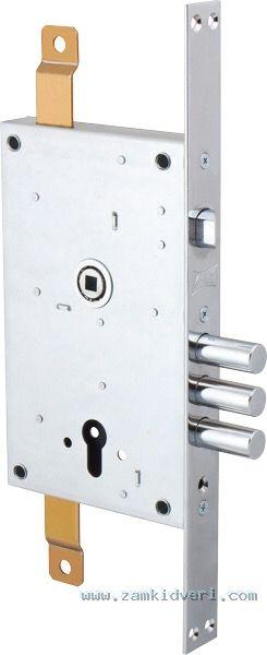 Вопрос усиления готовой двери. СПб