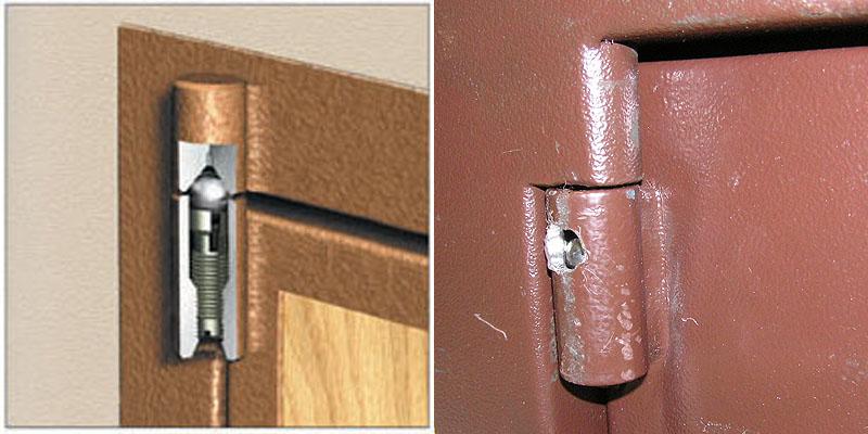 продаю железную дверь с защитой от взлома