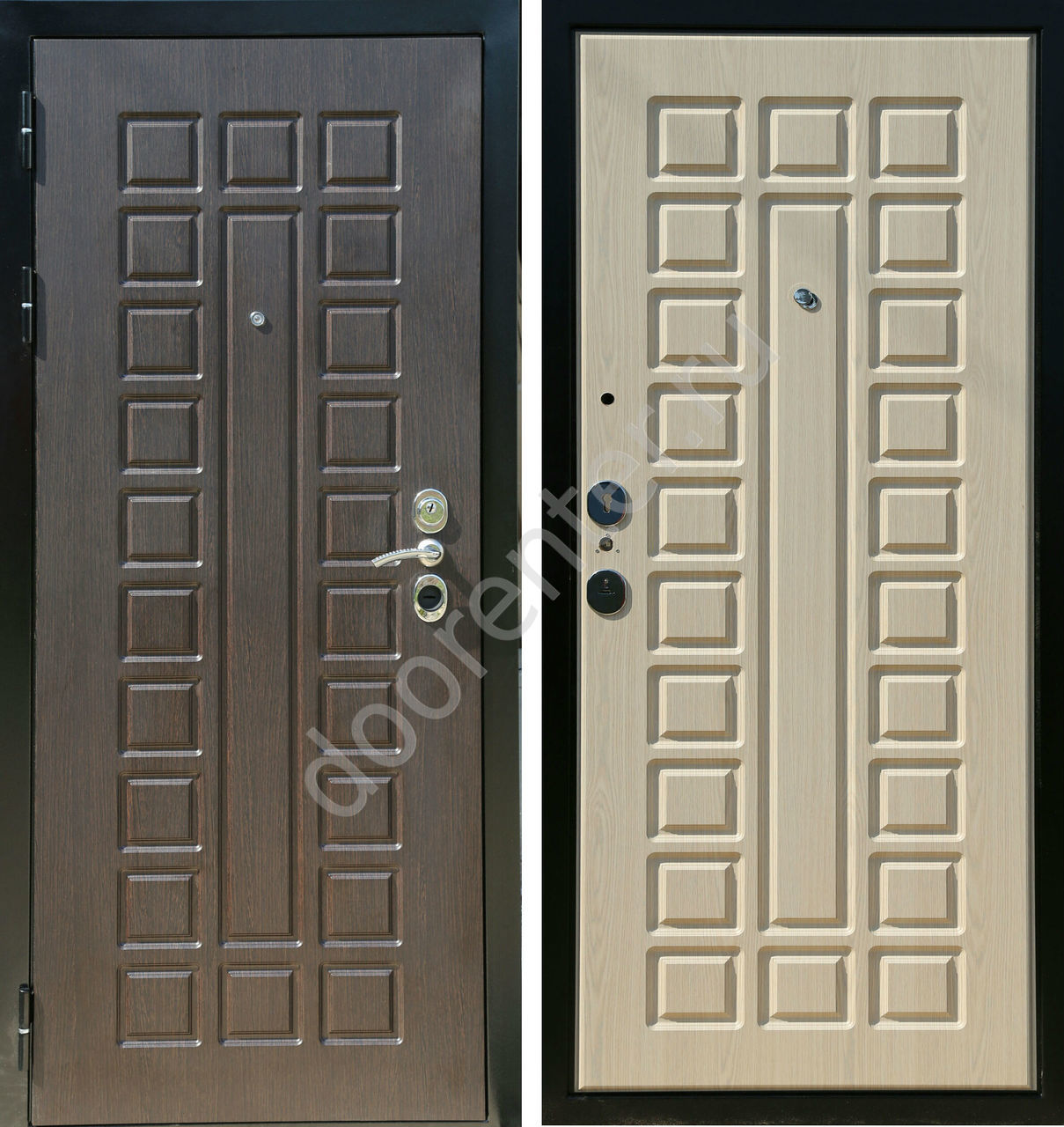 двери наружные металлические на заказ расчитать стоимость