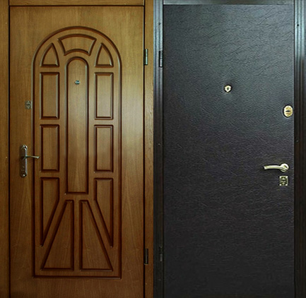 металлические двери эконом класса в чертаново